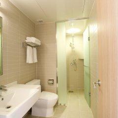 Отель Grid Inn ванная фото 2