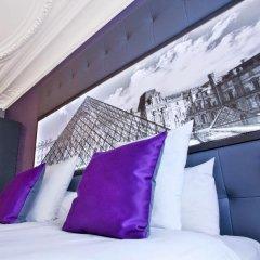 Отель Best Western Nouvel Orleans Montparnasse 4* Стандартный номер фото 38