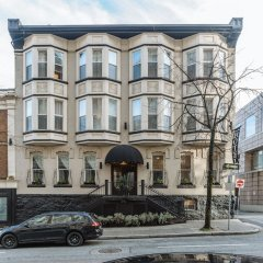 Отель Victorian Hotel Канада, Ванкувер - 1 отзыв об отеле, цены и фото номеров - забронировать отель Victorian Hotel онлайн фото 23