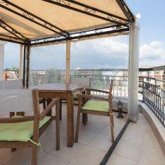 Апартаменты Two Bedroom Apartment with Large Balcony балкон
