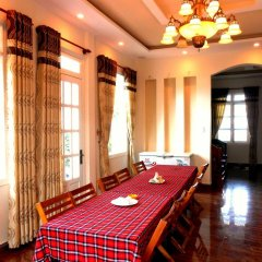 Отель Villa Y Thu Dalat Далат помещение для мероприятий