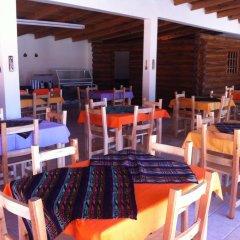 Отель Hacienda Bustillos бассейн