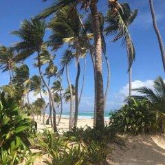 Отель Art Villa Dominicana Доминикана, Пунта Кана - отзывы, цены и фото номеров - забронировать отель Art Villa Dominicana онлайн пляж фото 2