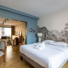 Отель Bois de Boulogne Retreat Франция, Париж - отзывы, цены и фото номеров - забронировать отель Bois de Boulogne Retreat онлайн комната для гостей