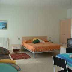 Отель Residence Tre Ponti Вербания комната для гостей