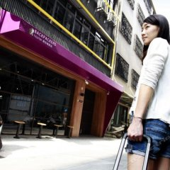 Backpackers Hostel-Ximending branch парковка