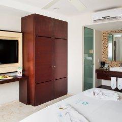 Отель The Palm At Playa Плая-дель-Кармен удобства в номере фото 2