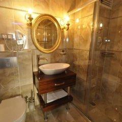 Salinas Istanbul Hotel Турция, Стамбул - 1 отзыв об отеле, цены и фото номеров - забронировать отель Salinas Istanbul Hotel онлайн ванная фото 2