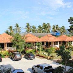 Отель Kanlaya Park Samui Самуи парковка