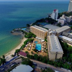 Отель Dusit Thani Pattaya Паттайя пляж фото 2