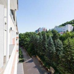 Гостиница Бештау (Железноводск) в Железноводске отзывы, цены и фото номеров - забронировать гостиницу Бештау (Железноводск) онлайн балкон