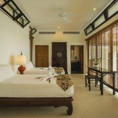 Отель Luxury Beach Front Noble House Villa комната для гостей фото 5