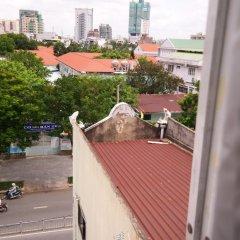 Отель F5 House балкон
