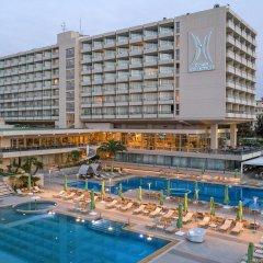Отель Divani Apollon Palace & Thalasso бассейн фото 2