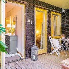 Отель Nordic Host Luxury Apts-C.Krohgs Gate 39 балкон