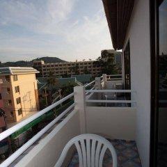 Отель Tatum Mansion балкон