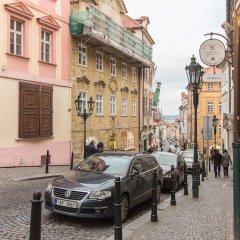 Апартаменты Nerudova Apartment Prague Castle Прага
