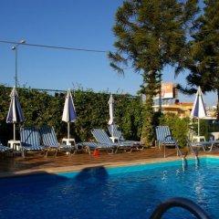 Апартаменты Kiriakos Apartments бассейн фото 2