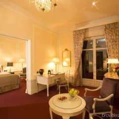 Hotel Bellevue Palace Bern комната для гостей