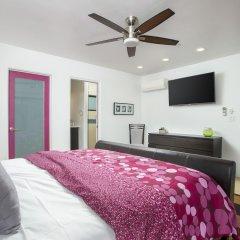 Отель Casa Azul США, Палм-Спрингс - отзывы, цены и фото номеров - забронировать отель Casa Azul онлайн удобства в номере