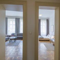 Апартаменты Bohemia Apartments Prague Centre комната для гостей фото 6