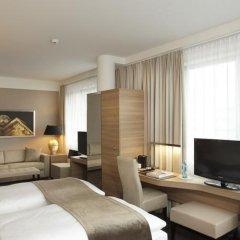 Отель Ramada Hotel Berlin-Alexanderplatz Германия, Берлин - 1 отзыв об отеле, цены и фото номеров - забронировать отель Ramada Hotel Berlin-Alexanderplatz онлайн комната для гостей фото 5