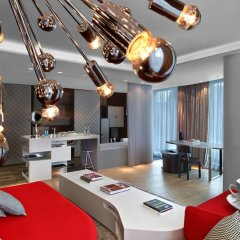 Отель W London Leicester Square комната для гостей фото 7
