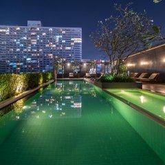 Отель Page 10 Hotel & Restaurant Таиланд, Паттайя - отзывы, цены и фото номеров - забронировать отель Page 10 Hotel & Restaurant онлайн бассейн