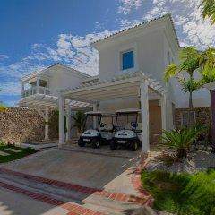 Отель Eden Roc at Cap Cana Доминикана, Пунта Кана - отзывы, цены и фото номеров - забронировать отель Eden Roc at Cap Cana онлайн парковка