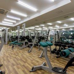 Гостиница Atlantic Garden Resort фитнесс-зал фото 2