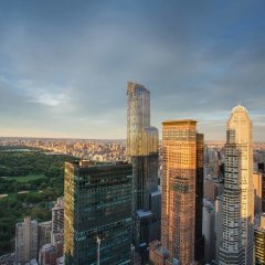 Отель Courtyard by Marriott New York Manhattan/Central Park США, Нью-Йорк - отзывы, цены и фото номеров - забронировать отель Courtyard by Marriott New York Manhattan/Central Park онлайн балкон