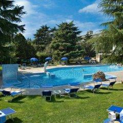 Отель Bologna Terme Италия, Абано-Терме - отзывы, цены и фото номеров - забронировать отель Bologna Terme онлайн фитнесс-зал фото 3
