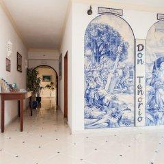 Отель Don Tenorio Aparthotel интерьер отеля фото 2