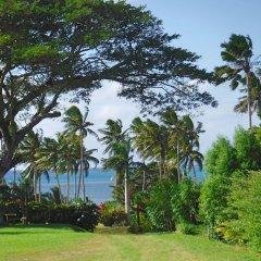 Отель Raintree Gardens пляж