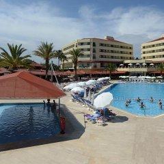 Miramare Beach Hotel Турция, Сиде - 1 отзыв об отеле, цены и фото номеров - забронировать отель Miramare Beach Hotel онлайн бассейн фото 3