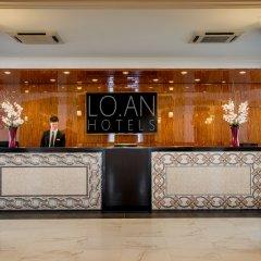 Cristoforo Colombo Hotel интерьер отеля