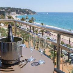 Отель Marsol Испания, Льорет-де-Мар - 1 отзыв об отеле, цены и фото номеров - забронировать отель Marsol онлайн балкон