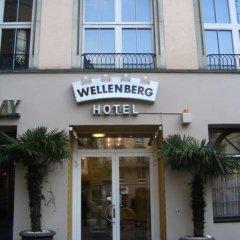 Boutique Hotel Wellenberg Цюрих вид на фасад