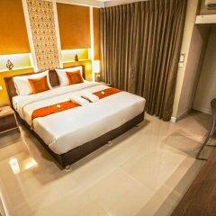 Отель The Aim Sathorn Hotel Таиланд, Бангкок - отзывы, цены и фото номеров - забронировать отель The Aim Sathorn Hotel онлайн комната для гостей фото 4