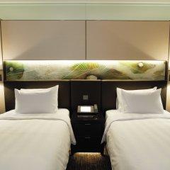 Lotte Hotel Seoul 5* Стандартный номер с различными типами кроватей фото 6