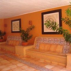 Hotel Villa Mexicana интерьер отеля фото 2