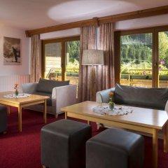 Отель Alpenhotel Badmeister удобства в номере