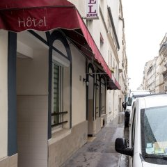 Hotel de l'Europe вид на фасад фото 3