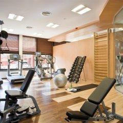 Отель Novotel Budapest City фитнесс-зал фото 3