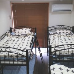 Отель DK House - Hostel Япония, Хаката - отзывы, цены и фото номеров - забронировать отель DK House - Hostel онлайн комната для гостей