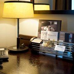 Europeum Hotel 3* Стандартный номер с различными типами кроватей фото 13