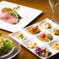 Отель Hoshino Resort Resonare Kohamajima питание фото 3