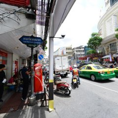 Отель Check Inn China Town By Sarida Таиланд, Бангкок - отзывы, цены и фото номеров - забронировать отель Check Inn China Town By Sarida онлайн фото 4