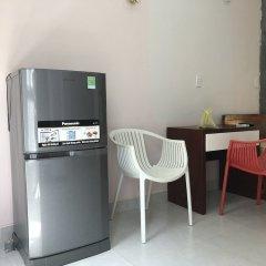 Отель Homestay Des Amis - Ban Huu Хойан удобства в номере фото 2