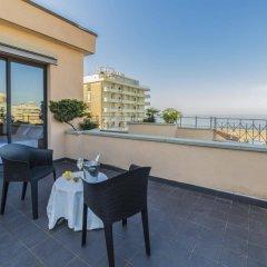 Отель Best Western Hotel Nettunia Италия, Римини - отзывы, цены и фото номеров - забронировать отель Best Western Hotel Nettunia онлайн балкон